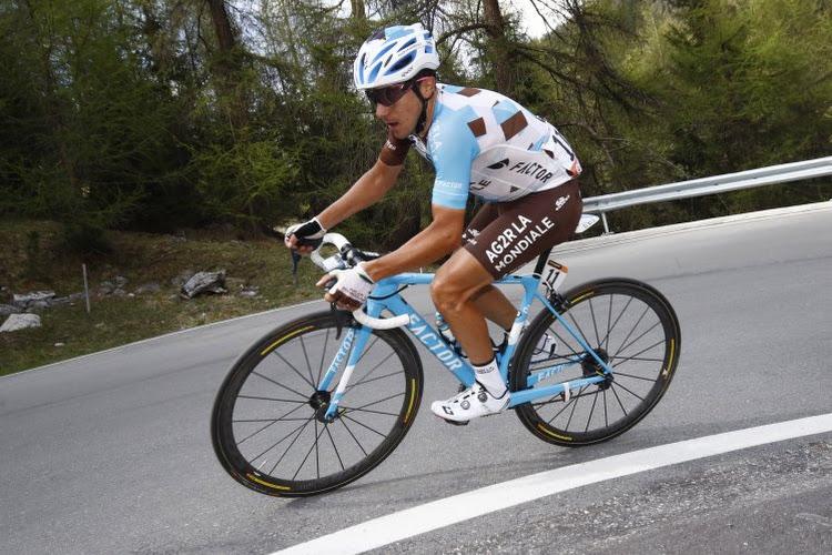 20e opgave in de Vuelta is een feit, nieuwe rechterhand van Vincenzo Nibali bij Bahrain Merida staakt de strijd