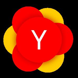 Yandex Launcher icon do Aplicativo