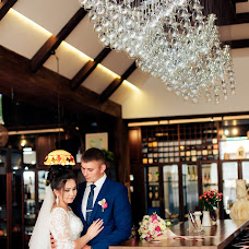 Wedding photographer Alina Shevareva (alinafoto). Photo of 26.08.2018