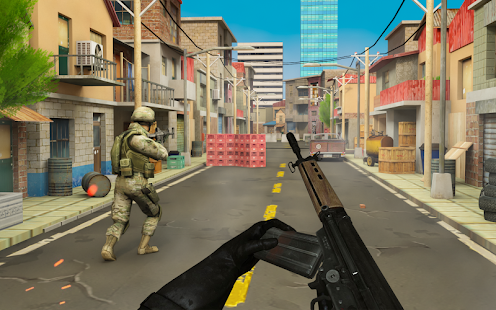 Download Cover Shoot Elite Shooter - Shooting Strike For PC Windows and Mac apk screenshot 16