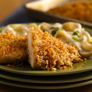 Crispy Parmesan Chicken
