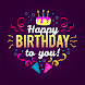 Birthday Wishes - Androidアプリ