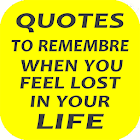 Motivational Quotes Life, Love, Family, friendship icon