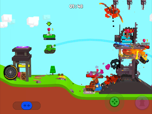 BOOM Tank Showdown screenshot 9