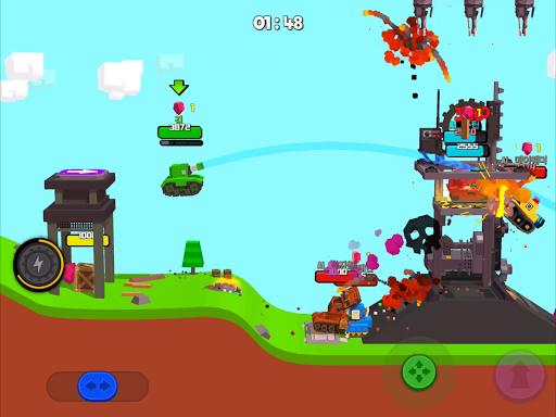 BOOM Tank Showdown screenshot 8