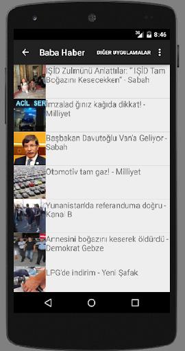 Türkiye Son Dakika Haberleri
