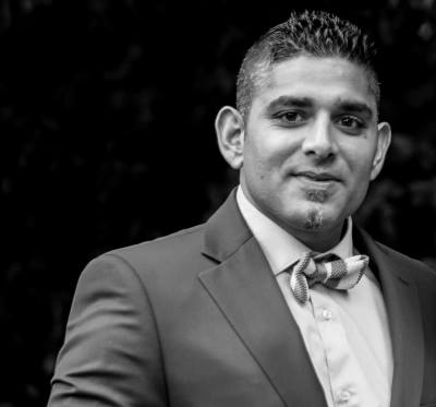 Amrish Singh, customer experience solution architect at SAP.