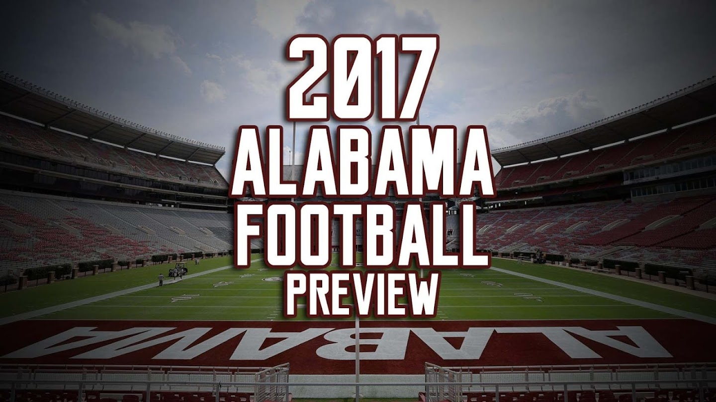 Watch 2017 Alabama Football Preview live
