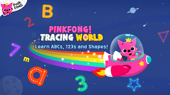 PINKFONG Tracing World- screenshot thumbnail