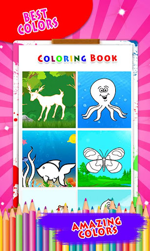 Coloring Book & Drawing book -  Coloring Games 1.0.2 screenshots 7