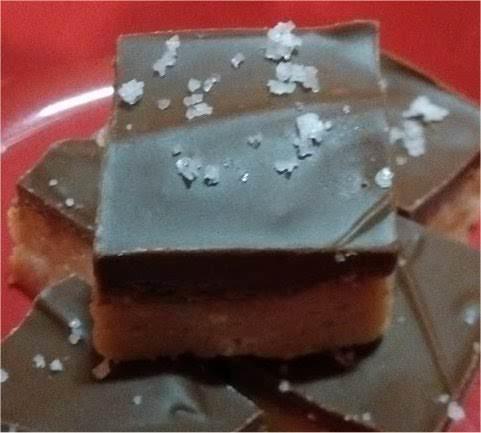 Peanut Butter Squares_image