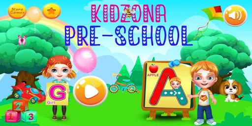 Kidzona Pre School 1.0 screenshots 1