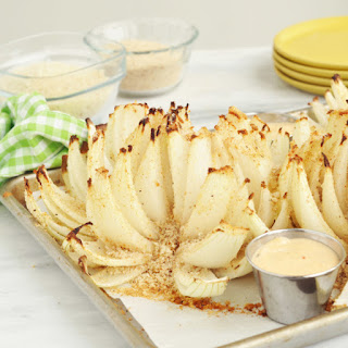 Baked Bloomin' Onions