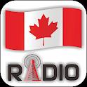 FM Radio Canada - AM FM Radio Apps For Android icon