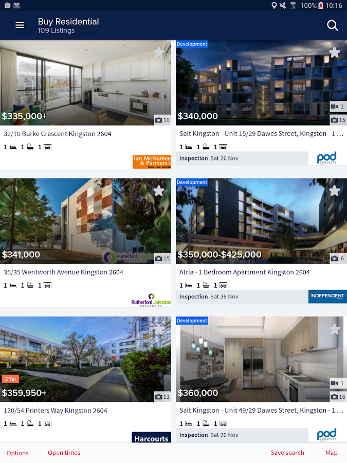 allhomes.com.au- screenshot