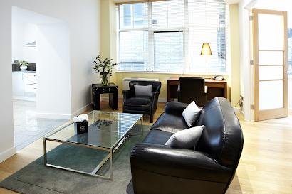 Bishopsgate Apartments near Liverpool Street Station