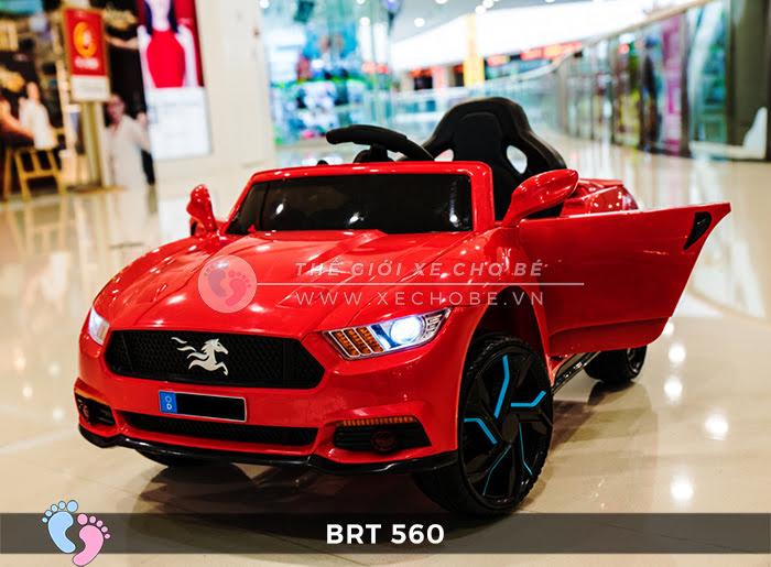 Xe ô tô điện cho bé RBT-560 2