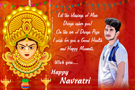 Download Navratri Photo Editor Frames For PC Windows and Mac apk screenshot 16