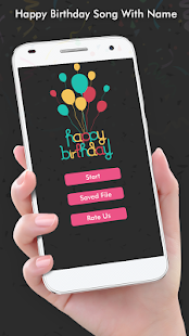 Birthday Song with Name Maker - náhled