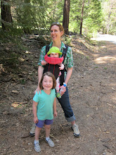 Photo: Fianna, Julia and Jennifer at Yosemite, Easter 2014