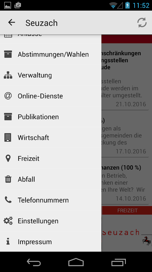 Seuzach- screenshot