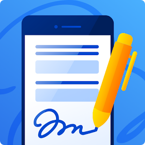 Form Filler Create and Sign Fillable PDF Forms 2.8.1 by airSlate Inc. logo