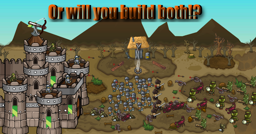 ACD: Awesome Castle Defence screenshots 3