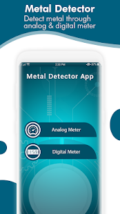 Download Metal Detector : Free Metal Finder : Metal founder For PC Windows and Mac apk screenshot 3