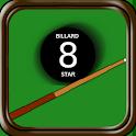 Billard Star icon