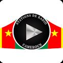 Stations de radio FM Cameroun icon