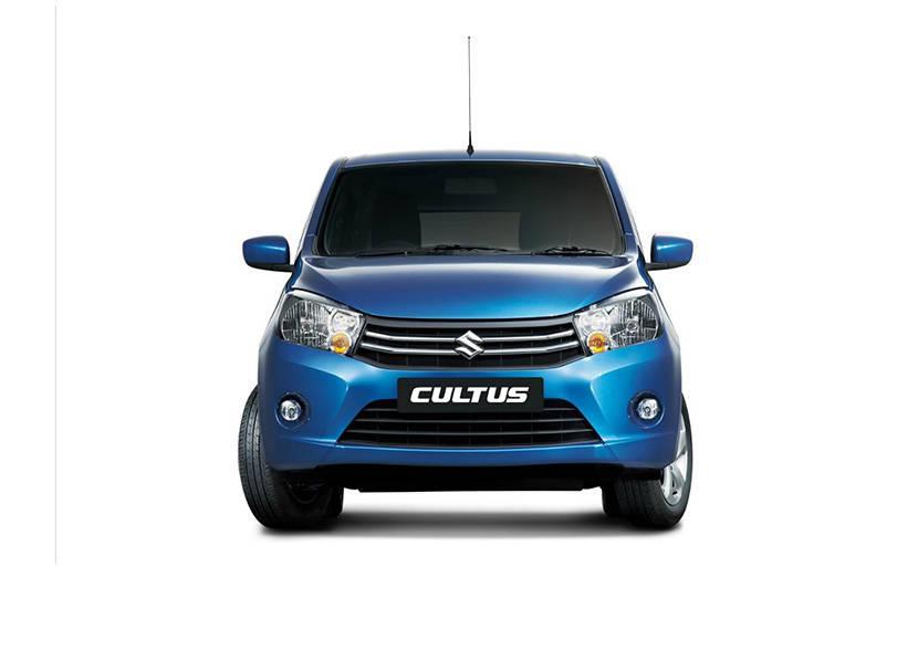 Suzuki Cultus 2020