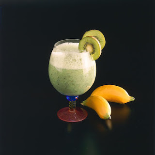 Banana Kiwi Smoothie Honey Recipes