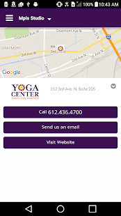 Yoga Center- screenshot thumbnail