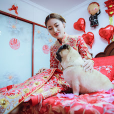 Wedding photographer Xinao Chi (Xacphoto). Photo of 18.07.2018