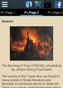 Trojan War History - náhled