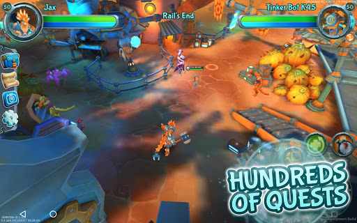 Lightseekers RPG 1.22.0 screenshots 3