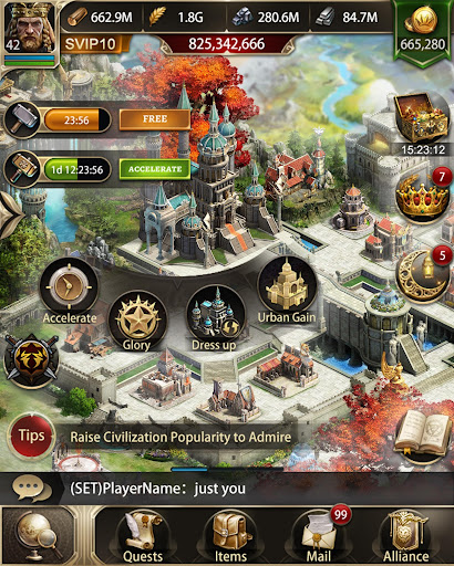 Clash Of Kings Civilization: Clash Of Kings : New Crescent Civilization 5.13.0 APK By