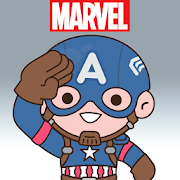 App Icon for Avengers: Endgame Stickers App in United States Play Store