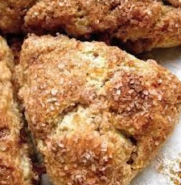 Cinnamon Apple Scones Fit For A King Recipe