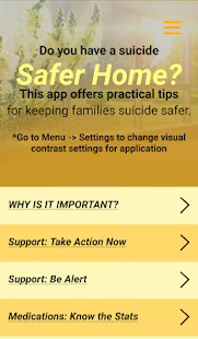 Suicide Safer Home- screenshot thumbnail