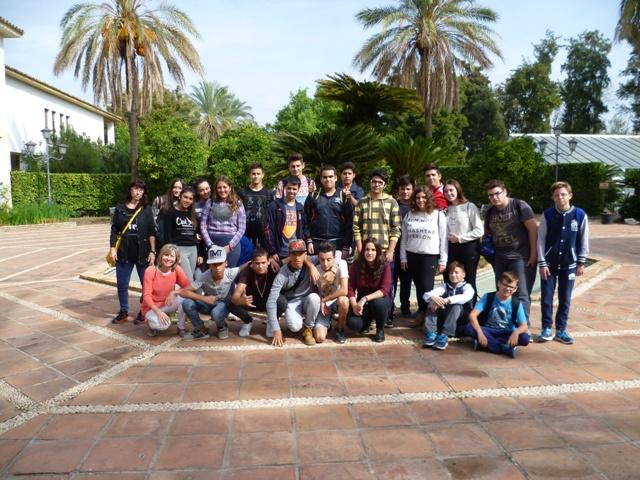 Visita Jardñin Botánico