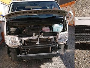 ハイエースバン TRH200Vのカスタム事例画像 イトカツさんの2020年10月27日18:17の投稿