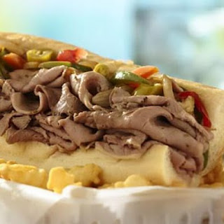 Slow Cooker Chicago-style Italian Beef