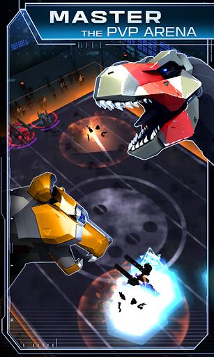 Robotic Warriors screenshot 4