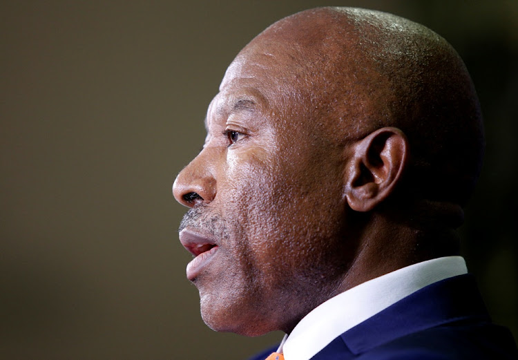 Lesetja Kganyago. Picture: REUTERS/ROGAN WARD