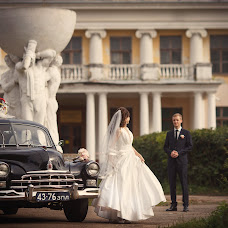 Wedding photographer Artem Vorobev (Vartem). Photo of 23.10.2017