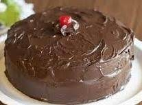 Judy's Best 1970s Choco-cherry Cake Recipe
