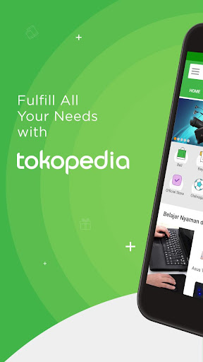 Download Tokopedia - Online Shopping & Mobile Recharge for PC