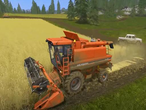 Tractor Trolley Farming Simulator 2020  screenshots 4