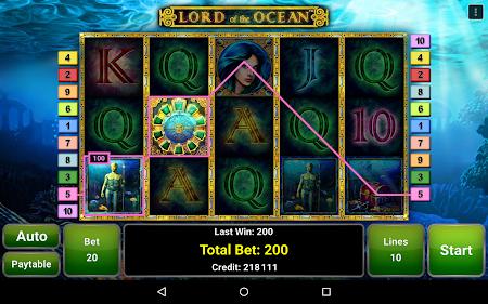 Lord of the Ocean™ Slot 1.1 screenshot 1095697